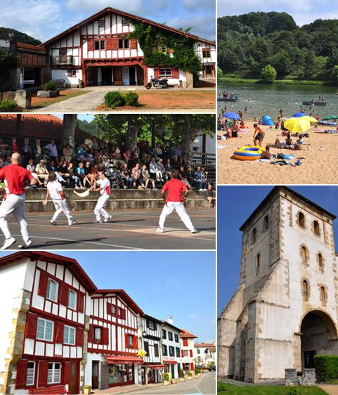 Chambres d 39 h tes 2017 saint p e sur nivelle saint p e - Chambres d hotes de charme pays basque ...